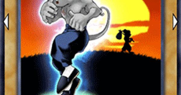 【遊戯王デュエルリンクス】格闘ねずみチュー助の評価と入手方法