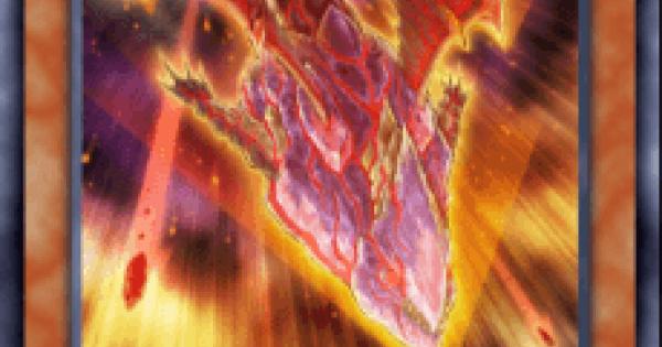 【遊戯王デュエルリンクス】真紅眼の凶星竜メテオドラゴンの評価と入手方法