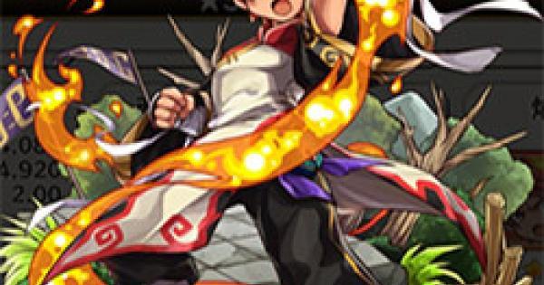 【メルスト】「焔色の拳闘士」ヨウの評価とステータス【メルクストーリア】