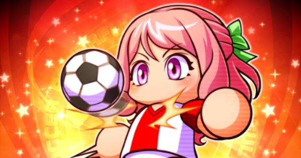 【パワサカ】小真木萌香(こまきもか)の評価とイベント【パワフルサッカー】
