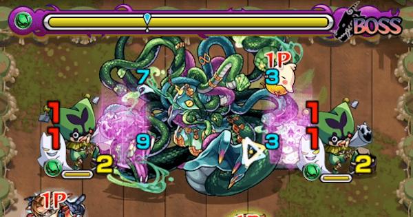 【モンスト】ワイヤード攻略/災魔往来の地【1】適正ランキング 神獣の聖域