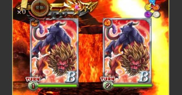 【黒猫のウィズ】喰牙RIZEハード初級攻略&デッキ構成 | クウガライズ