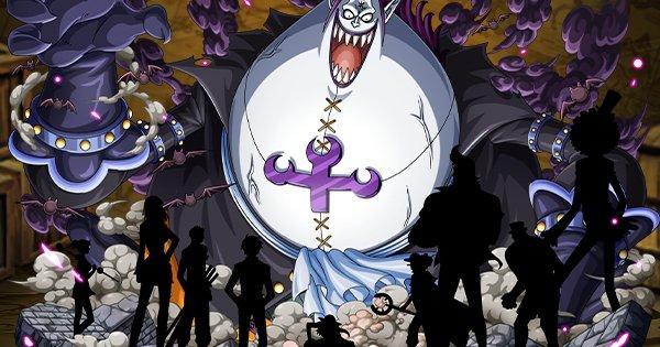 【トレクル】モリア(ガチャ限/強敵)の評価【ワンピース トレジャークルーズ】