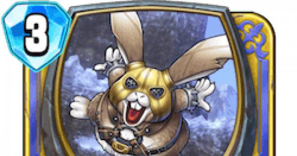 【ドラクエライバルズ】ぬすっとウサギの評価【ライバルズ】