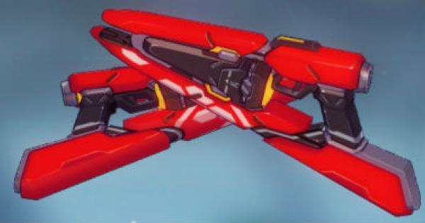 【崩壊3rd】烈炎の破滅者の評価と武器スキル