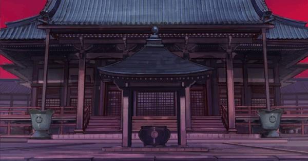 【FGO】『柳洞寺』の性能