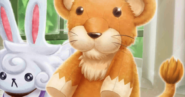 【FGO】『ライオンのぬいぐるみ』の性能