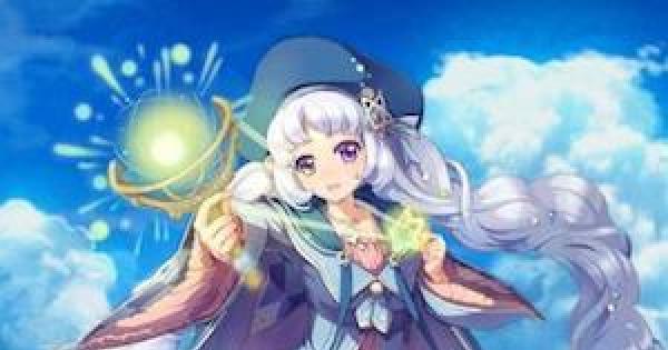 【白猫】神気スピカ(弓)の評価