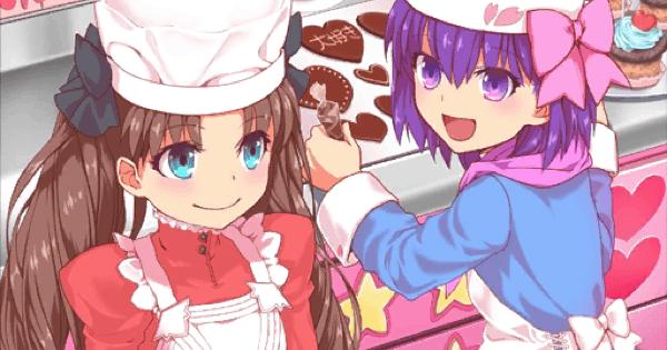 【FGO】『キッチン☆パティシエール』の性能