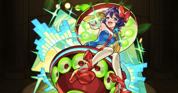 【モンスト】白雪姫リボン(獣神化)の最新評価!適正神殿とわくわくの実