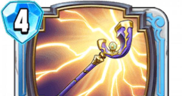 【ドラクエライバルズ】いかずちの杖の評価【ライバルズ】