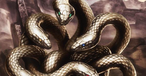 【FGO】『七頭の戦鎚シタ』の性能