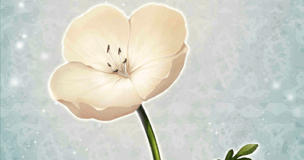 【FGO】『白い花』の性能