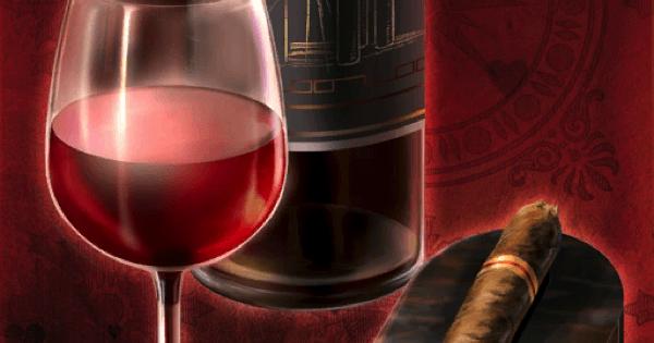 【FGO】『葉巻とワイン』の性能