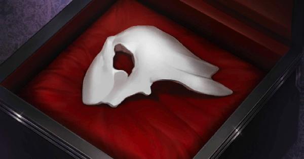 【FGO】『ホワイト・デスマスク』の性能