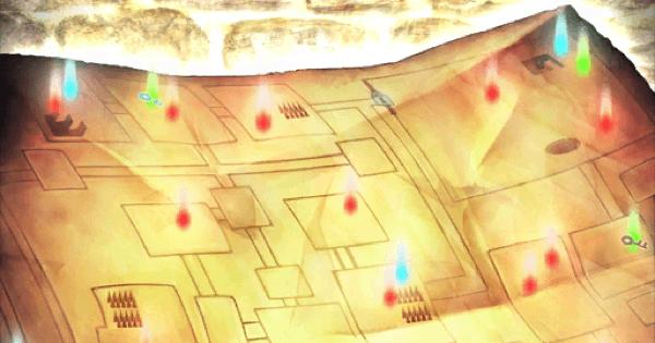 【FGO】『ラビリンスマップ』の性能