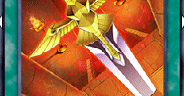 【遊戯王デュエルリンクス】神剣-フェニックスブレードの評価と入手方法
