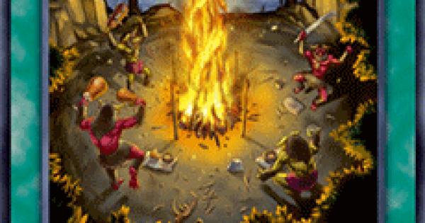 【遊戯王デュエルリンクス】蛮族の狂宴LV5の評価と入手方法
