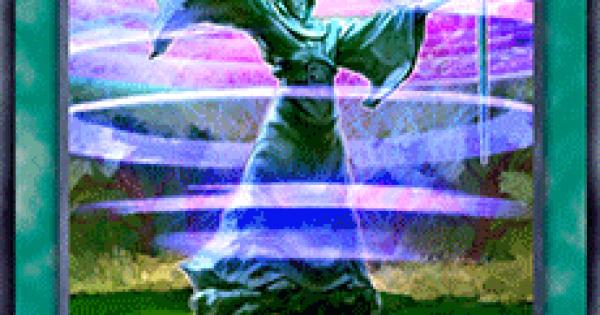 【遊戯王デュエルリンクス】魔法族の結界の評価と入手方法