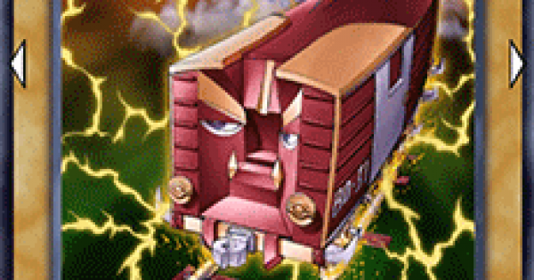 【遊戯王デュエルリンクス】魔貨物車両 ボコイチの評価と入手方法
