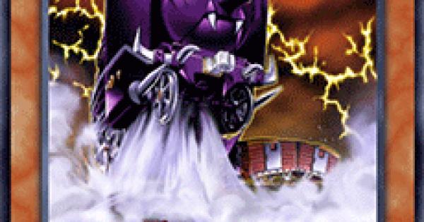 【遊戯王デュエルリンクス】魔装機関車 デコイチの評価と入手方法