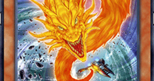 【遊戯王デュエルリンクス】トライゴンの評価と入手方法