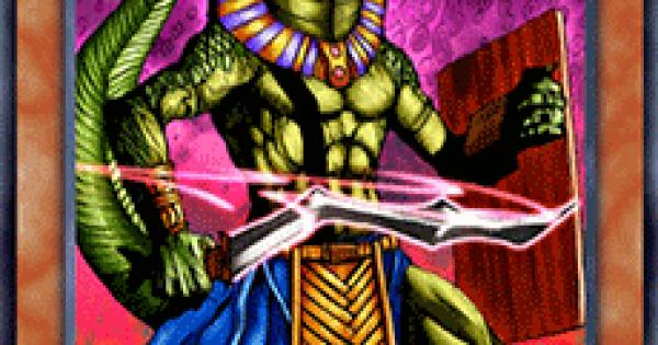 【遊戯王デュエルリンクス】半蛇人サクズィーの評価と入手方法
