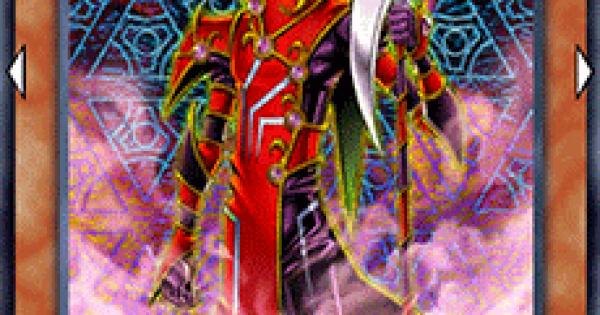 【遊戯王デュエルリンクス】ブラッドマジシャン-煉獄の魔術師-の評価と入手方法