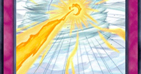 【遊戯王デュエルリンクス】白銀のバリアシルバーフォースの評価と入手方法