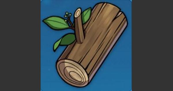 【崩壊3rd】樟の木材の入手方法と使い道