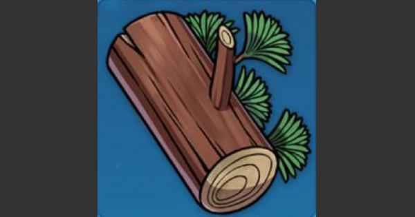 【崩壊3rd】松の木材の入手方法と使い道