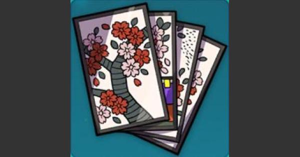 【崩壊3rd】桜札の入手方法と使い道