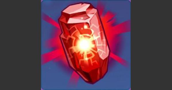 【崩壊3rd】結晶体核心(レア)の入手方法と使い道
