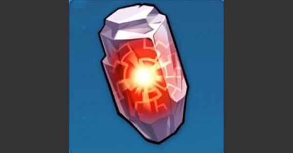 【崩壊3rd】結晶体核心(普通)の入手方法と使い道