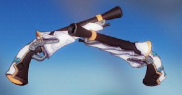 【崩壊3rd】聖銃・カレンの評価と武器スキル
