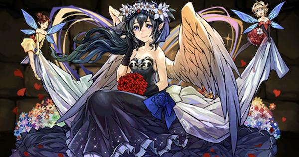 【パズドラ】花嫁ペルセポネの評価!おすすめの超覚醒|ジューンブライド