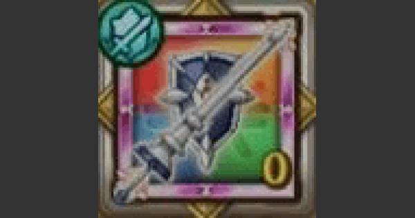 【ログレス】騎士の盾突のメダル評価|ジョブメダル【剣と魔法のログレス いにしえの女神】