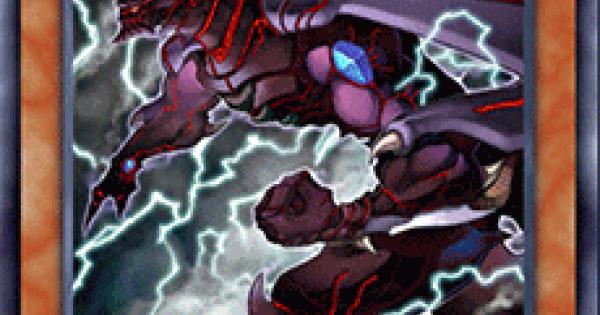 【遊戯王デュエルリンクス】冥王竜ヴァンダルギオンの評価と入手方法