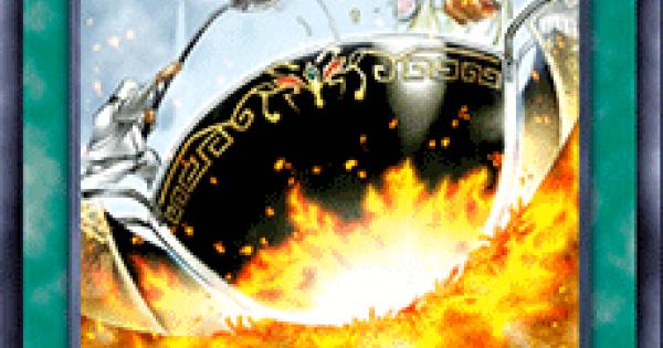 【遊戯王デュエルリンクス】神秘の中華なべの評価と入手方法