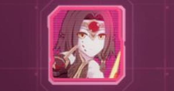 【崩壊3rd】外伝・姫軒轅黒〈きけんえんくろ〉の攻略と報酬まとめ
