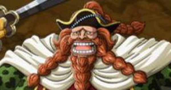 【トレクル】茶ひげ(パンクハザード)の評価【ワンピース トレジャークルーズ】