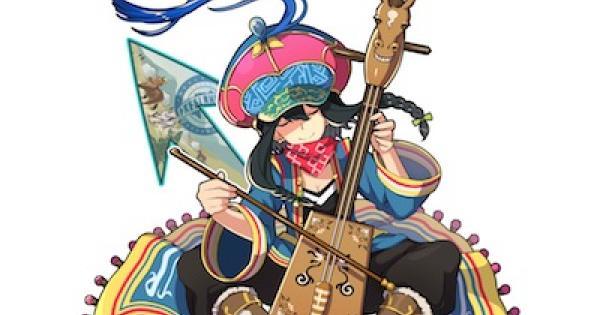 【ファイトリーグ】草原の弦楽少女オヨンの評価と使い方