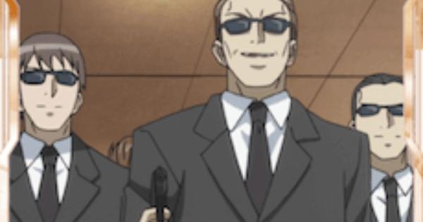 【シンフォギアXD】政府の黒服の評価 | メモリアカード