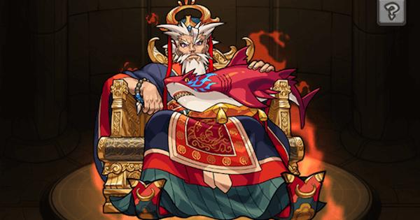 【モンスト】フカヒレ皇帝の最新評価と適正クエスト