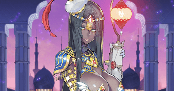 【FGO】不夜城のキャスターの評価と再臨素材