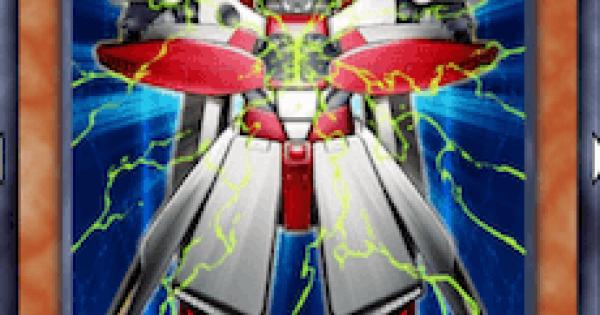【遊戯王デュエルリンクス】パーフェクト機械王の評価と入手方法
