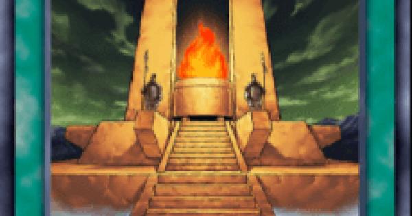 【遊戯王デュエルリンクス】死皇帝の陵墓の評価と入手方法