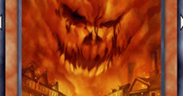 【遊戯王デュエルリンクス】侵略の炎の評価と入手方法