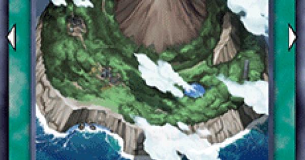 【遊戯王デュエルリンクス】炎王の孤島の評価と入手方法