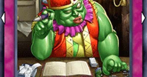 【遊戯王デュエルリンクス】ゴブリンのやりくり上手の評価と入手方法